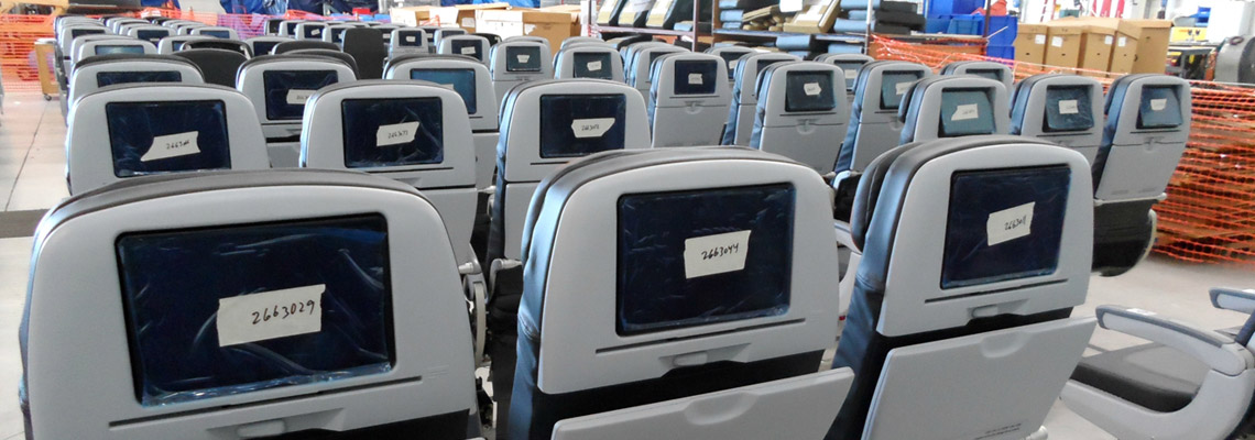 airplane Interior services