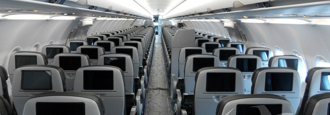 Aircraft Interior services